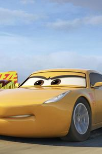 750x1334 Cars 3 Movie