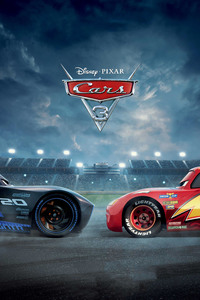 Cars 3 Pixar Animated Movie