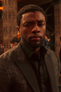 540x960 Chadwick Boseman In Black Panther Movie