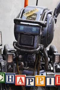 Chappie 2015 Movie