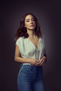 Chloe Bennet For Emmy Magazine