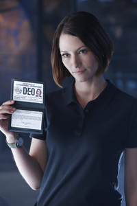320x568 Chyler Leigh As Alex Danvers In Supergirl 4k
