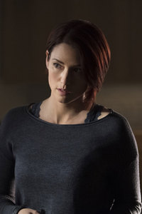 Chyler Leigh As Alex Danvers Supergirl Tv Series