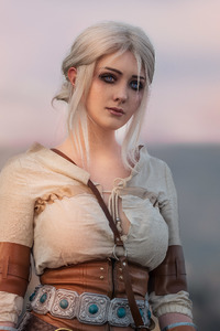 360x640 Ciri The Witcher Cosplay