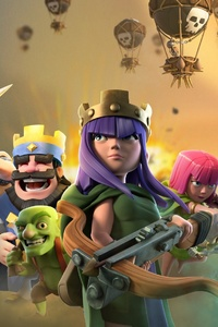 Clash Of Clans Clash Royale Supercell Games