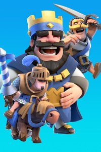 480x800 Clash Royale Desktop