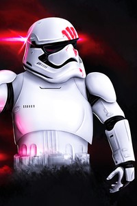 1440x2560 Clone Trooper Star Wars 4k