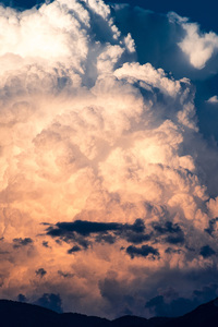 2160x3840 Clouds Photography 5k