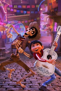 640x960 Coco Animated Movie