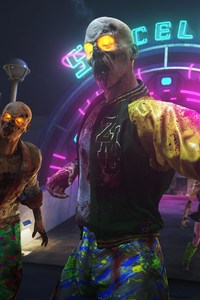 COD Infinite Warfare Zombies In Spaceland