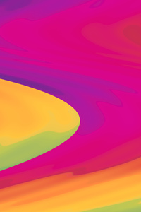 320x480 Colorful Colors Digital Art Gradient