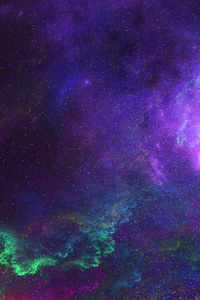 480x854 Colorful Space