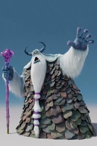 Common As Stonekeeper In Small Foot 2018
