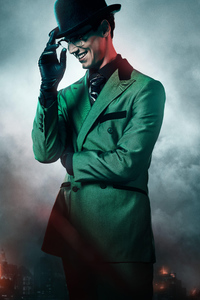 320x568 Cory Michael Smith As The Riddler In Gotham Season 5