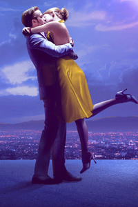 540x960 Couple Kissing 4k Ryan Gosling Emma Stone