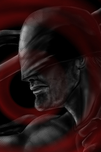 1280x2120 Daredevil 5k Art