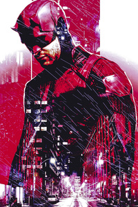320x568 Daredevil Art