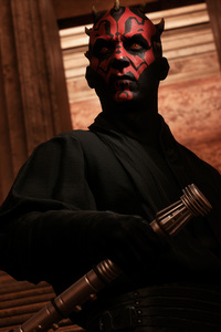 Darth Maul Star Wars Battlefront 2