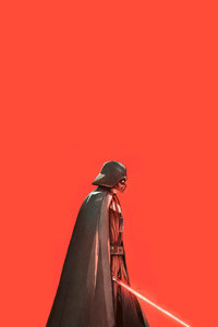 480x800 Darth Vader Artwork HD