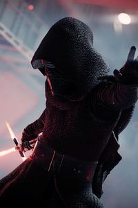 1080x1920 Darth Vader Star Wars Battlefront 4k