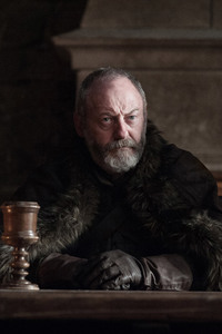 Davos Seaworth Game Of Thrones Season 7