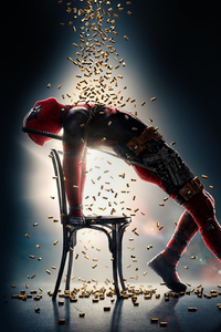 1080x1920 Deadpool 2 Movie 2018 Poster