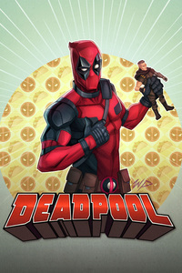 Deadpool 2 Movie Artwork