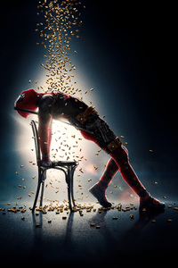 720x1280 Deadpool 2 Movie Poster 4k
