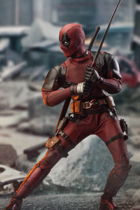 240x400 Deadpool 2 New