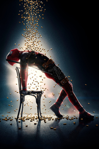 720x1280 Deadpool 2 Poster 2018 Movie