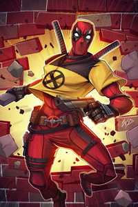 480x800 Deadpool 2 X Force