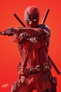 Deadpool 4k New Artworks