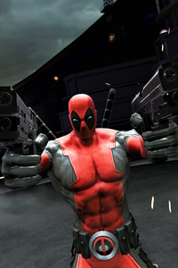 Deadpool Game 5k