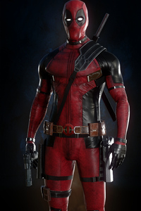 Deadpool HD Art