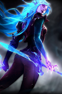 Death Sworn Katarina League Of Legends