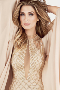 480x854 Delta Goodrem 4k New