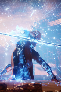 Destiny 2 The Arcstrider Hunter