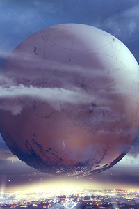 640x1136 Destiny Game Artwork