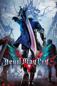 1080x2280 Devil May Cry 5 4k
