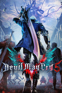 1440x2560 Devil May Cry 5 8k