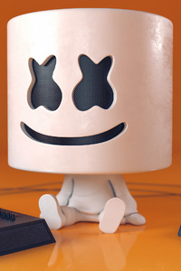 Dj Marshmello Digital Art