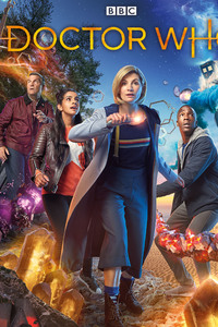 360x640 Doctor Who 2018 4k