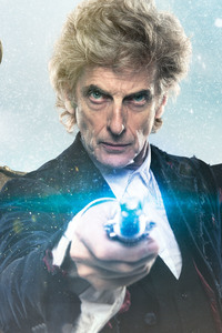 1080x1920 Doctor Who Christmas Special 2017 4k 5k
