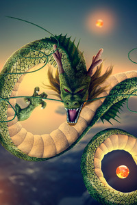 480x800 Dragon Artistic