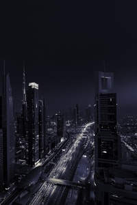 720x1280 Dubai City Skycrapper