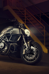 360x640 Ducati Diavel Carbon