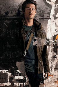 Dylan O Brien In Maze Runner The Death Cure 2018