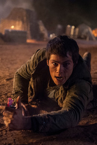 Dylan O Brien In Maze Runner The Death Cure