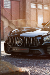 320x568 Edo Competition Mercedes AMG GTR 2018