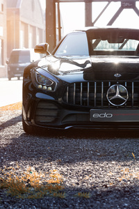 320x568 Edo Competition Mercedes AMG GTR